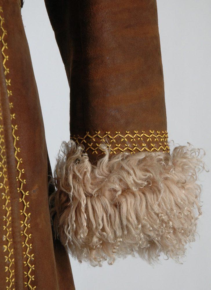 1970s sheepskin coat